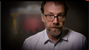 George Saunders Explains Storytelling for The Atlantic